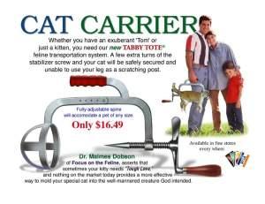 Kaķu turētājs